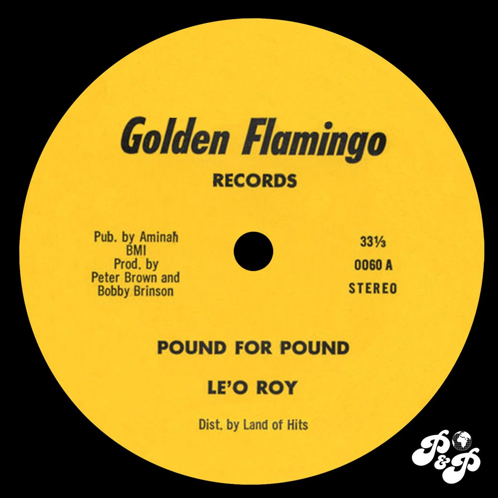 Le'O Roy - Pound For Pound