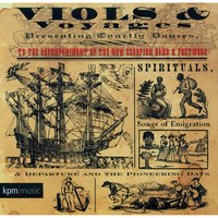 Viols and Voyages — Robin Jeffrey, Tim Laycock, Robin Jeffrey|Tim Laycock