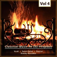Classical Music at the Fireplace, Vol. 4 — сборник