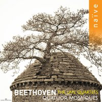 Beethoven: The Late Quartets, Op. 127 - 135 — Quatuor Mosaïques, Erich Höbarth, Andrea Bischof, Anita Mitterer, Christophe Coin, Людвиг ван Бетховен