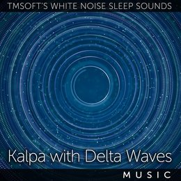 Kalpa with Delta Waves — Tmsoft's White Noise Sleep Sounds