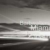 Miami 230am — Barbwalters