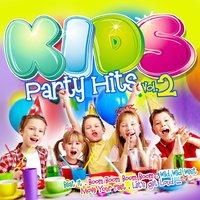 Kids Party Hits Vol. 2 — Madagascar 5/Mister Brown's Gang & Clueless, Various Artists, Madagascar 5/Mister Brown's Gang & Clueless