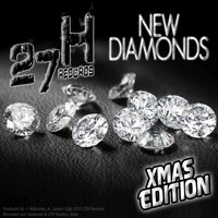 27H Records New Diamonds - Xmas Edition — сборник