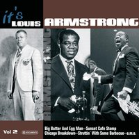 Louis Armstrong - It's Louis Armstrong Vol. 2 — Louis Armstrong
