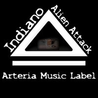 Alien Attack EP — Indiano