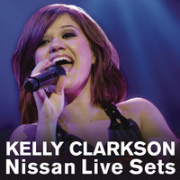 Nissan Live Sets At Yahoo! Music — Kelly Clarkson