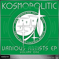 VA Ksmopolitic EP Vol. 1 — M25, Paladion, Electrosoul System, Eugenics Eight, First Function, Liquitek