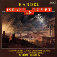 Handel: Israel in Egypt — English Chamber Orchestra, Simon Preston, Choir of Christ Church Cathedral, Oxford