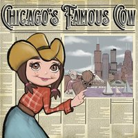 Chicago's Famous Cow — Miss Jamie