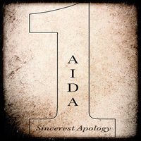 Sincerest Apology — Aida, Kenneth English