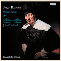 Stuart Burrows: Mozart Arias — London Philharmonic Orchestra, London Symphony Orchestra (LSO), John Pritchard, Stuart Burrows