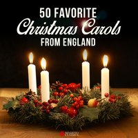50 Favorite Christmas Carols from England — сборник