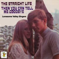 The Straight Life / Then You Can Tell Me Goodbye — The Lonesome Valley Singers