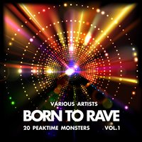 Born to Rave (20 Peaktime Monsters), Vol. 1 — сборник