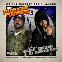 The Midnight Madness - EP — Heltah Skeltah