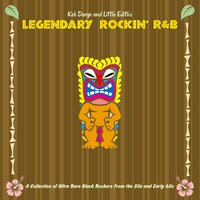 Keb Darge & Little Edith's Legendary Rockin' R'n'b — Keb Darge, Little Edith