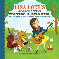 Songs for Movin' & Shakin' — Lisa Loeb