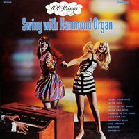 Swing with Hammond Organ — Paul Griffin, 101 Strings Orchestra