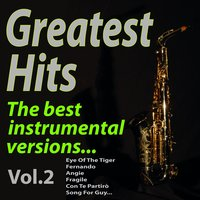 Greatest Hits: the Best Instrumental Versions, Vol. 2 — A.M.P., Pepito Ros