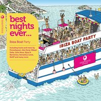 Best Nights Ever - Ibiza Boat Party — сборник