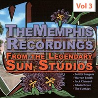 The Memphis Recordings from the Legendary Sun Studios2, Vol.3 — сборник