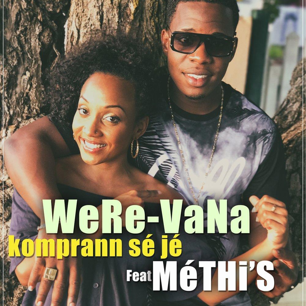 WERE VANA Feat METHI'S - KOMPRANN SE JE M1000x1000