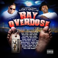 Bay Overdose — V-Town, Rappin 4Tay