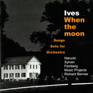 Music Projects, Richard Bernas - Ives: Set No.2 for Small Orchestra No.32 (Ed.Schuller) - 3. The Last Reader