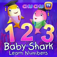 Baby Shark: 123 Numbers Song — ChuChu TV