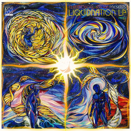 Electrosoul System Presents LiquiDNAtion LP Part 2 — Kelle, Electrosoul System, Juha, Barbitura, Eugenics Eight, Julia Marks