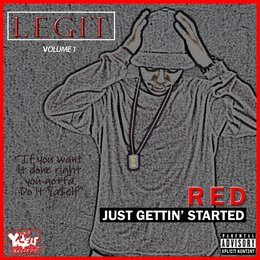 Legit, Vol. 1 — Red