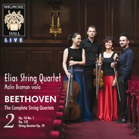 Beethoven: The Complete String Quartets, Vol. 2 — Elias String Quartet, Людвиг ван Бетховен
