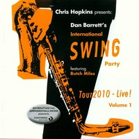 International Swing Party — Dan Barrett's International Swing Party