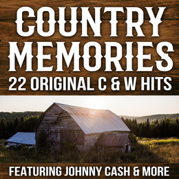 Country Memories - 22 Original C & W Hits — Bobby Helms