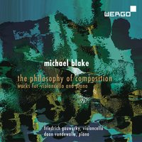 Blake: The Philosophy of Composition — Michael Blake, Friedrich Gauwerky