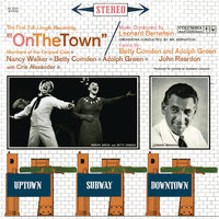 Bernstein: On the Town — Леонард Бернстайн, On the Town Orchestra (1960)