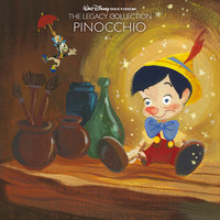 Walt Disney Records The Legacy Collection: Pinocchio — сборник