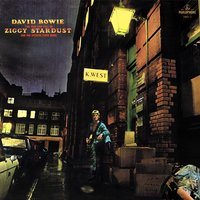 The Rise And Fall Of Ziggy Stardust And The Spiders From Mars — David Bowie