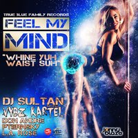 Feel My Mind / Whine Yuh Waist Suh — Vybz Kartel, Don Andre, Dj Sultan, Pternsky, L.A. Rose