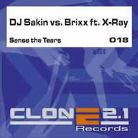 Sense the Tears — DJ Sakin, Brixx, X-Ray, DJ Sakin feat. X-Ray
