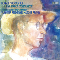Prokofiev: Piano Concertos Nos. 1-5; Classical Symphony; Autumnal; Overture on Hebrew Themes — André Previn, Владимир Ашкенази, London Symphony Orchestra (LSO)