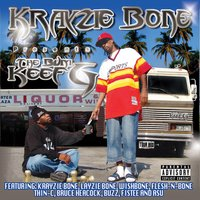 Krayzie Bone Presents: The Bum Keef G — The Bum Keef G