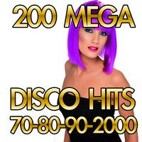 200 Mega Disco Hits — Disco Fever