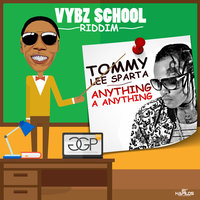 Anything a Anything - Single — Tommy Lee Sparta