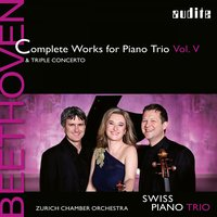 Beethoven: Complete Works for Piano Trio, Vol. 5 incl. 'Triple Concerto'