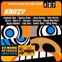 Greensleeves Rhythm Album #37: Krazy — сборник