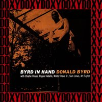 Byrd In Hand — Donald Byrd