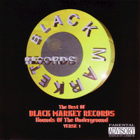 The Best of Black Market Records, Verse 1 — сборник