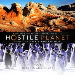Hostile Planet, Vol. 3 — Benjamin Wallfisch